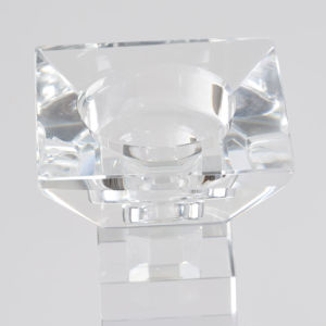 Clear Crystal Color Wholesale Wedding Candle Holders pictures & photos