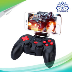 New Hot Joystick Bluetooth Gamepad for Android TV Box with Double Vibration pictures & photos