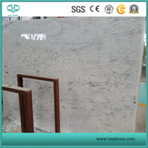 Italy White Marble Carrara White Marble Wall & Floor Tiles, Slabs pictures & photos