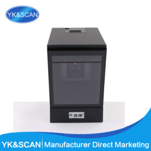 Latest Barcode Scanner Terminal, Omnidirectional Barcode Scanner for Supermaket pictures & photos