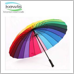 24k Rib Open Big Promotion Outdoor Umbrella pictures & photos