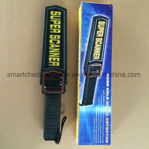 Super Scanner Metal Detector MD3003b1 Security Device Hand-Held Metal Detector pictures & photos