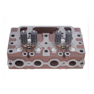 Engien Cylinder Head for Russia Model T130 Complete pictures & photos