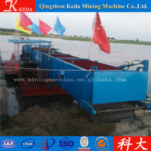 Full Automatic Hydraulic Operation Trash Salvage Boat pictures & photos