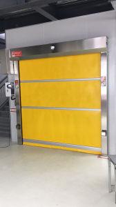 PVC Rolling Speed Door/Rapid Roller Shutter Door pictures & photos