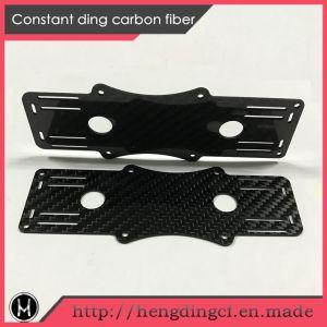 Carbon Fiber Plate for Uav Parts, RC Chassis CNC Cut pictures & photos