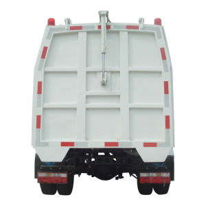 Small Side Loading Garbage Truck pictures & photos