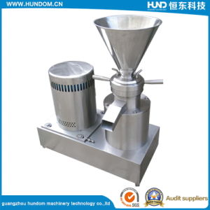 High Capacity Stainless Steel Colloid Mill/ Peanut Butter Making Machine/Tahini Colloid Grinder on Sale pictures & photos