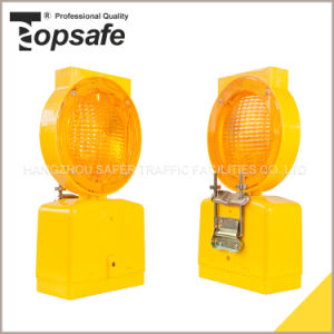UK Style Solar Warning Light pictures & photos