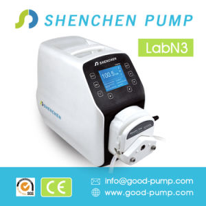 LED Digital Display Low Flow Precise Variable Speed Peristaltic Pump for Water Pumps Fluid pictures & photos