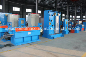 New Product Stainless Steel 45kw Wire Drawing Machine pictures & photos