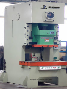 Jh21 Series Open Fixed Platform Dry Clutch High Performance Power Press pictures & photos