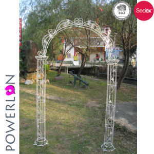 Metal Iron Garden Arch for Balcony pictures & photos