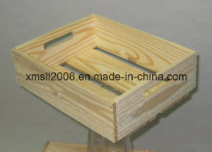 Wood Crate Store Rack for Display (GL-026) pictures & photos