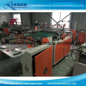 BOPP Food Packaging Plastic Bag Making Machine pictures & photos