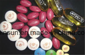Ysg Filled Capsule Soft Capsule Round Tablet Printing Sublimation Equipment pictures & photos