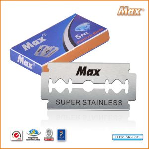 Hot Selling Double Edge Razor Blade with Platinum pictures & photos