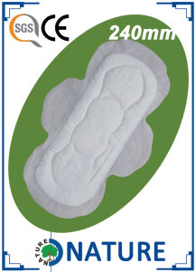 350mm Hot Sale Ladies Sanitary Towel for Night Use pictures & photos
