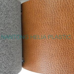 High Quality Microfiber Leather for Shoe pictures & photos