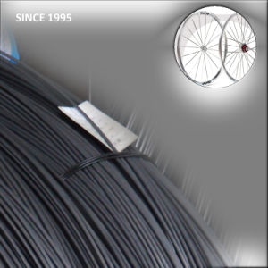 Bike Bicycle Medium Carbon Spoke Steel Wire pictures & photos
