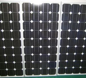 40W Monocrystalline Silicon Sunpower Solar Panel Suit for Solar Street Light
