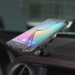 Multi-Funtion Car Charger Adapter Holder Qi Wireless Car Sucker Charger pictures & photos