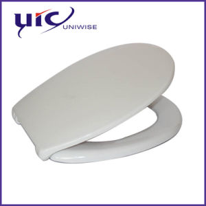 Duroplast Toilet Seat Lid Urea Toilet Cover pictures & photos