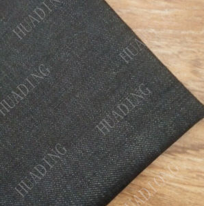 Dark Twill Jeans Denim Fabric (E9976) pictures & photos