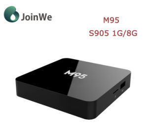 Media Player M95 S905 1g/8g Android TV Box pictures & photos