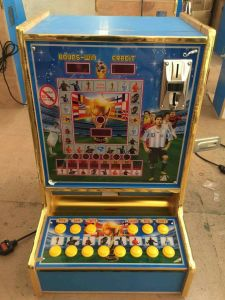 Kenya Casino Mario Slot Game Machine Kits Board for Sale Taiwan pictures & photos