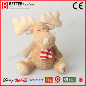 Christmas Children/Baby/Kids Gift Plush Soft Stuffed Toy Reindeer pictures & photos