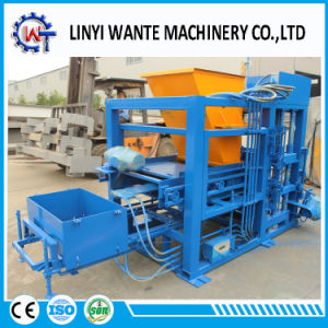 Qt4-18 Automatic Hydraulic Concrete Hollow Brick/Block Making Machine Price pictures & photos