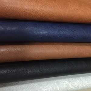 Synthetic Leather PU, PVC Leather for Bag, Shoes, Sofa, Car Seat Cover. pictures & photos
