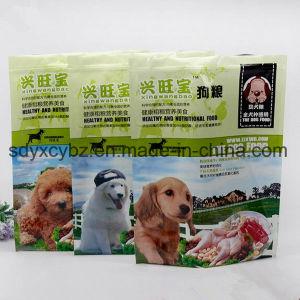 Dimensional Ziplock Pet Food Packaging Bag pictures & photos