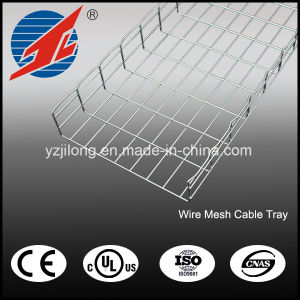 Electrical Galvanized Wave Wire Mesh Cable Tray Size: pictures & photos