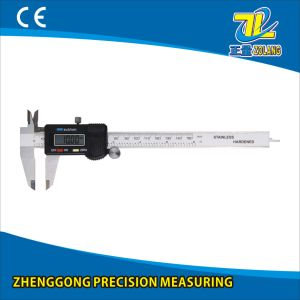 Hot Sell Industrial-Grade Stainless Steel Digital Display Calipers Measuring Tool pictures & photos