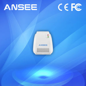 Ansee Wireless Gas Detector with AC Plug Power for Alarm System pictures & photos