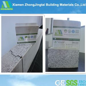 Quick Build Houses Recycled Utilization EPS Cement Sandwich Wall Panel for Exterior Wall and Interior Wall pictures & photos