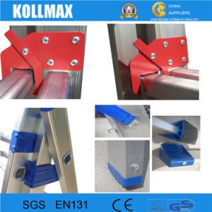 Ce/En 131 Approved High Quality 3*8 Extension Ladder pictures & photos
