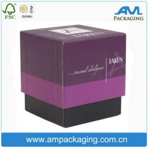 Luxury Fine Chinese Custom Cardboard Box Rectangle Perfume Packaging pictures & photos