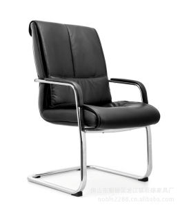 Chrome Metal PVC Synthetic Leather Conference Meeting Chair (HX-6C029) pictures & photos