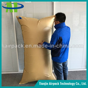 Kraft Paper Dunnage Air Bag for Container Space pictures & photos