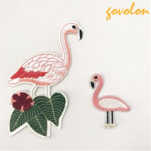2017 Garment Accessories/Patch with White Crane/Decoration pictures & photos