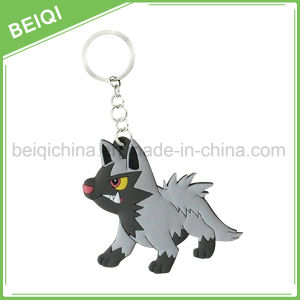 Promotional Soft PVC Keychain/Silicone Cartoon Keychain/Rubber Keychain pictures & photos