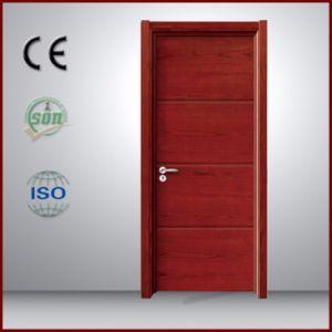 Lightweight Building Material Wooden Door for Bathroom pictures & photos