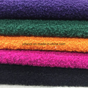 Loop Yarn Wool Fabric Ready Greige pictures & photos