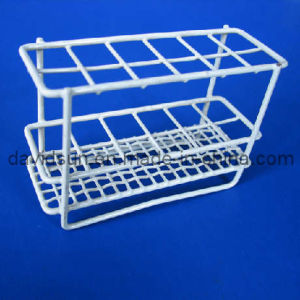 Laboratory Test Tube Rack PVC Coated pictures & photos