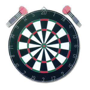 Paper Dartboard (PD-003) pictures & photos