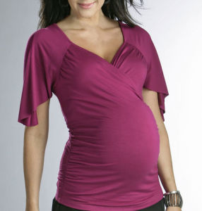 Maternity Cross Your Heart Dress