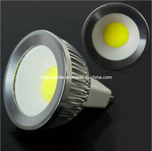 DC12V 4W MR16 COB LED Spotlight (SD0178)